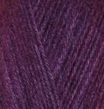 Alize Angora Gold Цвет 111 фиолетовый