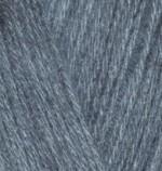 Alize Angora Gold Цвет 87 темно серый
