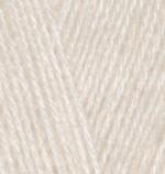 Alize Angora Gold Цвет 67 молочно бежевый