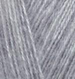 Alize Angora Gold Цвет 0614 серый