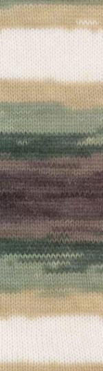 Пряжа для вязания Alize Angora Gold Batik (Ализе Ангора Голд Батик) Цвет 1893
