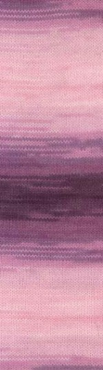 Пряжа для вязания Alize Angora Gold Batik (Ализе Ангора Голд Батик) Цвет 1895