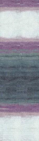 Пряжа для вязания Alize Angora Gold Batik (Ализе Ангора Голд Батик) Цвет 1986