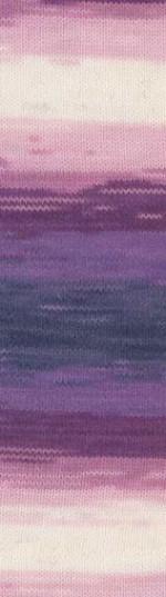Пряжа для вязания Alize Angora Gold Batik Цвет 2630