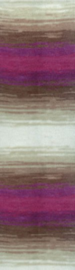 Alize Angora Gold Batik Цвет 3930