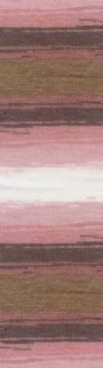Пряжа для вязания Alize Angora Gold Batik Цвет 4339