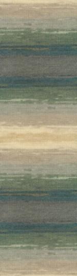 Alize Angora Gold Batik Цвет 4336