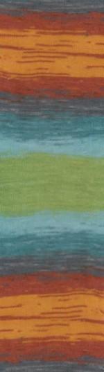 Alize Angora Gold Batik Цвет 4835