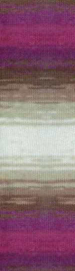 Alize Angora Gold Batik Simli Цвет 3930