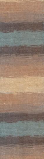 Alize Angora Gold Batik Simli Цвет 4727