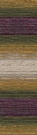 Alize Angora Gold Batik Simli Цвет 5850