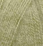 Alize Angora Real 40 Цвет 100 оливковый