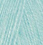 Alize Angora Real 40 Цвет 114 мята