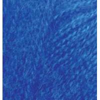 Пряжа для вязания Alize Angora Real 40 (Ализе Ангора Реал 40) Цвет 141 василек