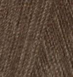Alize Angora Real 40 Цвет 92 темно коричневый
