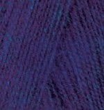 Alize Angora Real 40 Цвет 58 темно синий