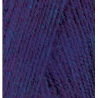 Пряжа для вязания Alize Angora Real 40 (Ализе Ангора Реал 40) Цвет 58 темно синий
