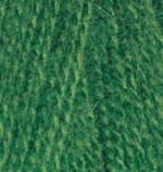 Alize Angora Real 40 Цвет 563 тем.зеленый