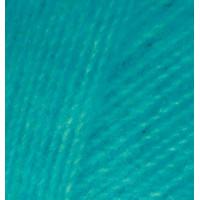 Пряжа для вязания Alize Angora Real 40 (Ализе Ангора Реал 40) Цвет 570 бирюзовый