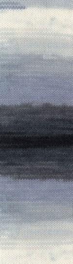 Пряжа для вязания Alize Angora Real 40 Batik (Ализе Ангора Реал 40 Батик) Цвет 1900