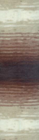 Пряжа для вязания Alize Angora Real 40 Batik (Ализе Ангора Реал 40 Батик) Цвет 3949