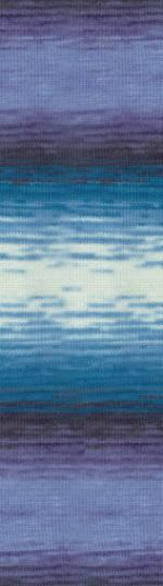 Alize Angora Real 40 Batik Цвет 4003