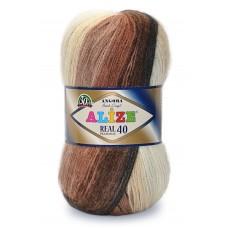 Пряжа для вязания Alize Angora Real 40 Batik (Ализе Ангора Реал 40 Батик)
