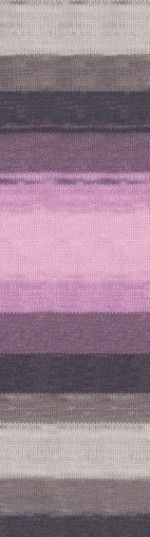 Пряжа для вязания Alize Angora Real 40 Batik (Ализе Ангора Реал 40 Батик) Цвет 4760