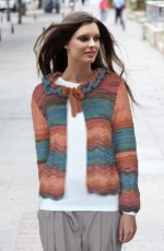 Пряжа для вязания Alize Angora Real 40 Batik (Ализе Ангора Реал 40 Батик) Цвет 3512