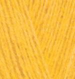 Alize Angora Special Цвет 216 желтый