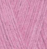 Alize Angora Special Цвет 198 розовый