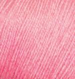 Пряжа Alize Baby Wool (Ализе Беби Вул) Цвет 194 розовый