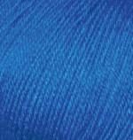 Пряжа Alize Baby Wool (Ализе Беби Вул) Цвет 141 василек
