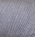 Alize Baby Wool Цвет 119 серый