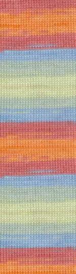 Alize Baby Wool Batik Цвет 3611