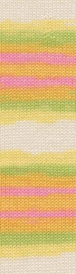 Alize Baby Wool Batik Цвет 4390