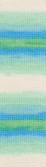 Alize Baby Wool Batik Цвет 4389