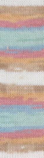 Alize Baby Wool Batik Цвет 4796