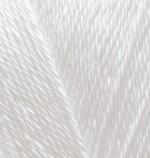 Alize Bahar Цвет 55 белый