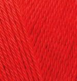 Alize Bahar Цвет 56 красный