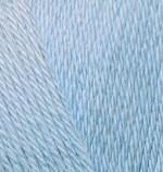 Alize Bahar Цвет 350 светло голубой