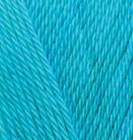 Alize Bahar Цвет 16 бирюзовый