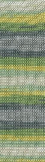 Alize Bahar Batik Цвет 3674