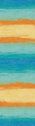 Alize Bahar Batik Цвет 5547