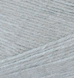Alize Bamboo Fine Цвет 52 серый