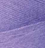 Пряжа для вязания Alize Bamboo Fine (Ализе Бамбу Файн) Цвет 65 сирень