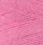 Пряжа для вязания Alize Bamboo Fine (Ализе Бамбу Файн) Цвет 246 темно розовый