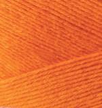 Alize Bamboo Fine Цвет 483 оранжевый