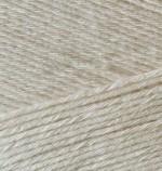 Пряжа для вязания Alize Bamboo Fine (Ализе Бамбу Файн) Цвет 76 бежевый