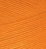 Alize Bamboo Fine Цвет 336 оранжевый